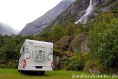 Melkevoll Bretun Camping