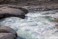 Hier fließt die Gletschermilch