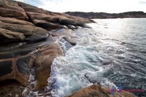 Wanderung durch die Schären von Ramsvik