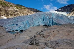 Der Nigardsbreen – wunderschöner Gletscher in Norwegen