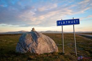 Über die Flatruet – Schwedens höchst gelegene Passstraße