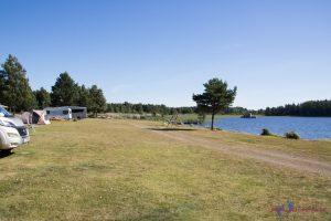 Färnebofjärdens Camping – Schwedenpause