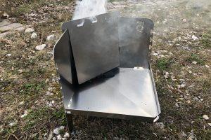 """Produkttest: Mobiler Grill und Feuerstelle """"Fire-Q"""""""