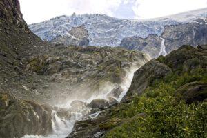 Wanderung zur Gletscherzunge Buarbreen
