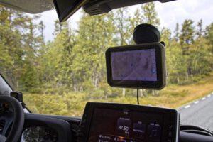 Read more about the article Navigationsgerät Garmin Overlander im Test